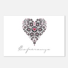 Love Esperanza Postcards (Package of 8)