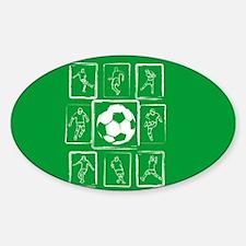 Soccer design Decal