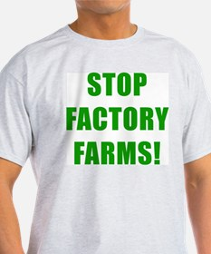 Stop Factory Farms T-Shirt