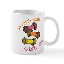 So Much Yarn Mug