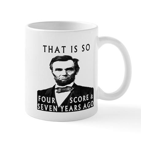 Abe Lincoln Mug
