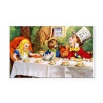 14x10_Mad Hatter_ALICE_tenniel.png Rectangle Car M