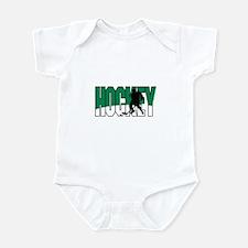 Hockey Graphic Infant Bodysuit