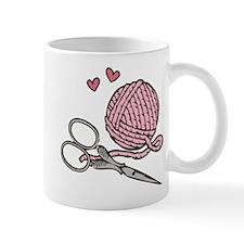 I Love Yarn Mug