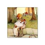 Alice in Wonderland011- SQ.png Square Sticker 3