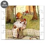 Alice in Wonderland011- SQ.png Puzzle