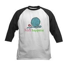 Knit Happens Baseball Jersey