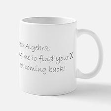 Dear Algebra Mugs