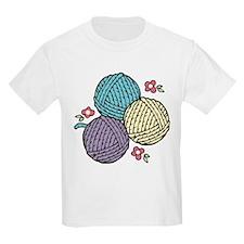 Yarn Trio T-Shirt