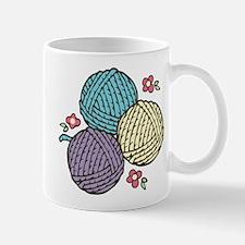 Yarn Trio Mug