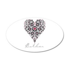 Love Esther Wall Decal