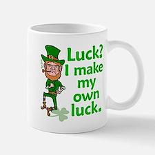 Funny Angry Lucky Irish Leprechaun Mug