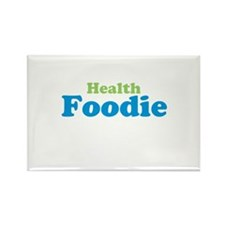 Health Foodie Rectangle Magnet (100 pack)