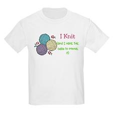 I Knit T-Shirt