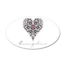 Love Evangeline Wall Decal