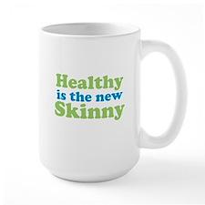 Healthy is the new Skinny Mug