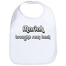 Sexy: Mariah Bib