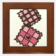 Quilting Framed Tile