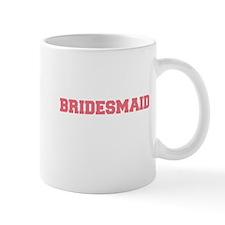 Pink Bridesmaid Mug