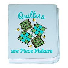 Piece Makers baby blanket