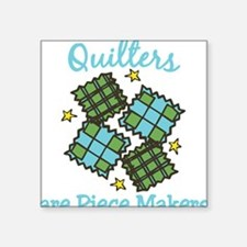 Piece Makers Sticker