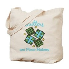 Piece Makers Tote Bag