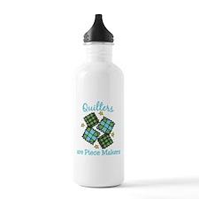 Piece Makers Water Bottle