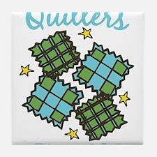 Piece Makers Tile Coaster