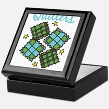 Piece Makers Keepsake Box