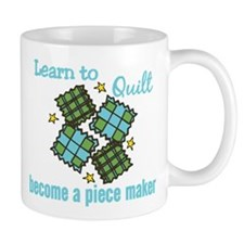 Learn to Quilt Mug