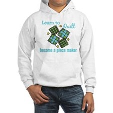 Learn to Quilt Hoodie