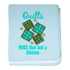 Hugs That Last baby blanket