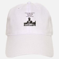 Conquer Anger With Love - Buddha Baseball Baseball Baseball Cap