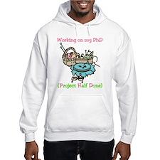 PhD Hoodie