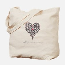 Love Genevieve Tote Bag