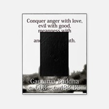 Conquer Anger With Love - Buddha Picture Frame