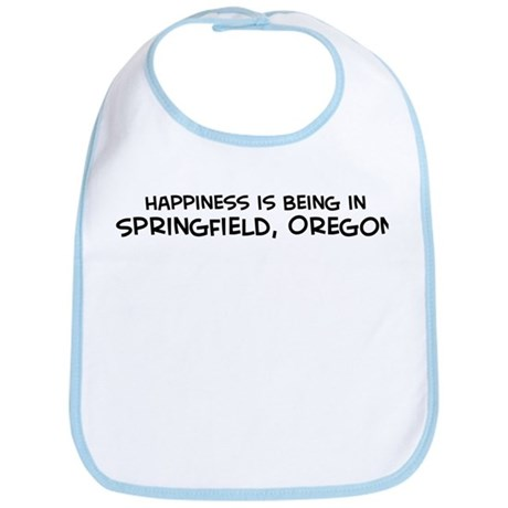 Springfield - Happiness Bib