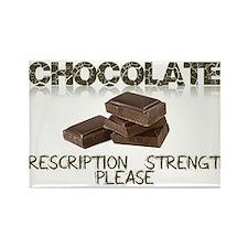 Chocolate Prescription Strength Please Rectangle M