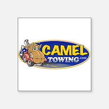 Camel Towing.com Sticker
