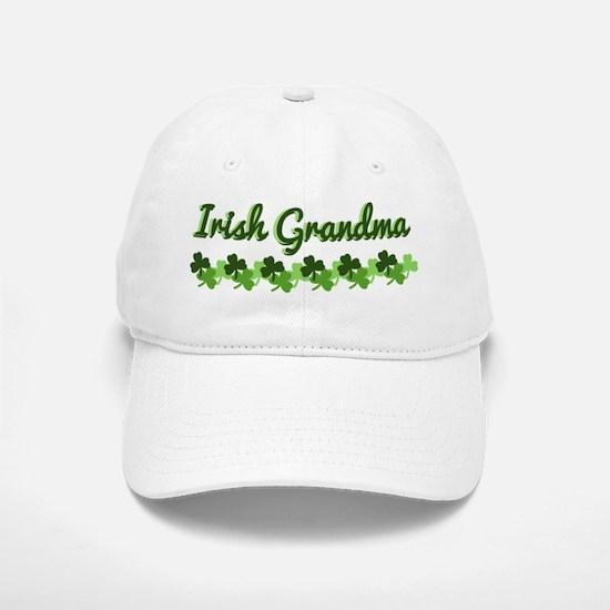 Irish Grandma Baseball Baseball Baseball Cap