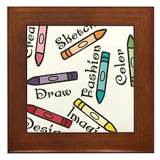 Draw Framed Tile