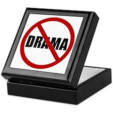 No Drama Keepsake Box