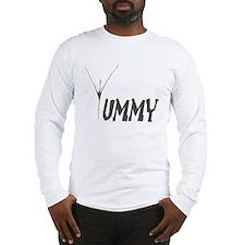 Vulva Yummy Long Sleeve T-Shirt