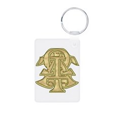 AlphaOmegaTau Keychains