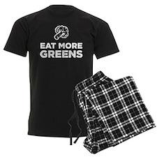 Eat More Greens Pajamas