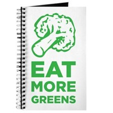 Eat More Greens Journal