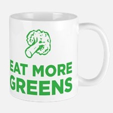 Eat More Greens Mug