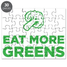 Eat More Greens Puzzle