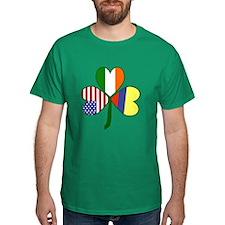 Shamrock of Cuba T-Shirt