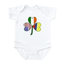 Shamrock of Cuba Infant Bodysuit
